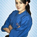 Mile High Karate Girl